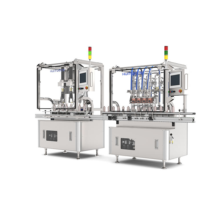Super Master Capping Machine suitable for trial production small scale production
